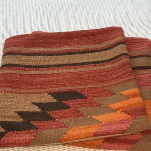 A set of pillow covers